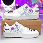 Frieza Sneakers Custom Dragon Ball Z Shoes Anime PT04