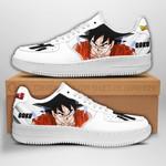 Goku Sneakers Custom Dragon Ball Z Shoes Anime PT04