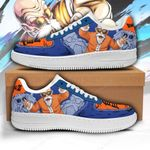 Master Roshi Sneakers Custom Dragon Ball Shoes Anime Fan Gift PT05