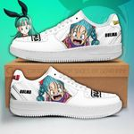 Bulmar Sneakers Custom Dragon Ball Z Shoes Anime PT04