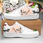 Tien Shinhan Sneakers Custom Dragon Ball Z Shoes Anime PT04
