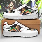 Broly Sneakers Custom Dragon Ball Z Shoes Anime PT04