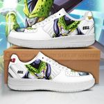 Cell Sneakers Custom Dragon Ball Z Shoes Anime PT04