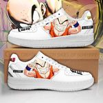 Krillin Sneakers Custom Dragon Ball Z Shoes Anime PT04