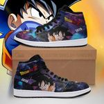 Goten Sneaker Boots J1 Galaxy Dragon Ball Z Shoes Anime Fan PT04