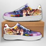 Gogeta Sneakers Dragon Ball Z Shoes Anime Fan Gift PT04