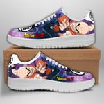 Krillin Sneakers Dragon Ball Z Shoes Anime Fan Gift PT04