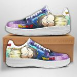 Android 18 Sneakers Dragon Ball Z Shoes Anime Fan Gift PT04