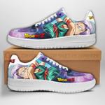 Kid Trunks Sneakers Dragon Ball Z Shoes Anime Fan Gift PT04
