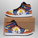 Goten Sneaker Boots J1 Dragon Ball Z Anime Shoes Fan Gift MN04