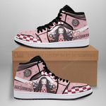 Nezuko Sneaker Boots J1 Costume Demon Slayer Shoes Anime MN04