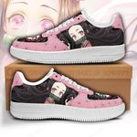 Nezuko Sneakers Custom Demon Slayer Shoes Anime Fan PT05