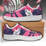 Akaza Sneakers Custom Demon Slayer Shoes Anime Fan PT05