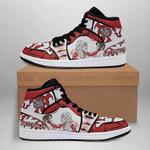 Muzan Kibutsuji Sneaker Boots J1 Costume Demon Slayer Shoes Anime MN04