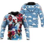 Sakonji Zip Hoodie Demon Slayers Shirt Costume Anime Fan Gift Idea VA06