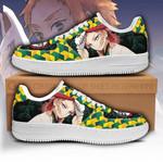 Sabito Sneakers Custom Demon Slayer Shoes Anime Fan PT05