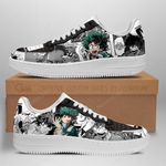 My Hero Academia Sneakers Anime Shoes Fan Gift Idea TT04