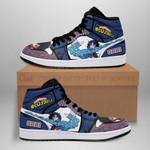 Dabi Sneaker Boots J1 Skill My Hero Academia Shoes Anime PT04