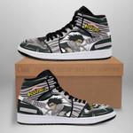 Aizawa Eraserhead Sneaker Boots J1 Custom My Hero Academia Shoes Anime MN05
