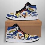Mirio Togata Sneaker Boots J1 Skill My Hero Academia Shoes Anime PT04