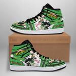 Tsuyu Froppy Sneaker Boots J1 Custom My Hero Academia Shoes Anime MN05
