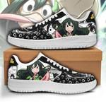 Tsuyu Asui Sneakers Custom My Hero Academia Shoes Anime Fan Gift PT05