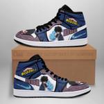 Dabi Sneaker Boots J1 Custom My Hero Academia Shoes Anime MN05