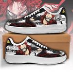 Eijirou Kirishima Sneakers Custom My Hero Academia Shoes Anime Fan Gift PT05