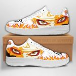 Naruto Eyes Sneakers Naruto Anime Shoes Fan Gift PT04