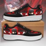 Itachi Sharingan Eyes Sneakers Naruto Shoes Anime PT04