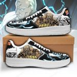 Raikage Sneakers Naruto Shoes Anime Fan Gift Idea PT04
