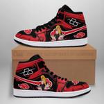 Akatsuki Deidara Sneakers Boots Naruto Shoes Anime Fan Gift MN04