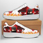 Itachi Eyes Sneakers Naruto Anime Shoes Fan Gift PT04