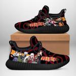 Naruto Sneakers Reze Characters Naruto Shoes Anime Fan Gift Idea TT06
