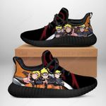 Naruto Sneakers Reze Naruto Shoes Anime Fan Gift Idea TT04