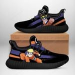 Naruto Fighting Sneakers Reze Naruto Shoes Anime Fan Gift Idea TT03
