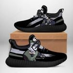 Kakashi Jutsu Sneakers Reze Naruto Shoes Anime Fan Gift Idea TT03
