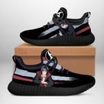 Itachi Jutsu Sneakers Reze Naruto Shoes Anime Fan Gift Idea TT03