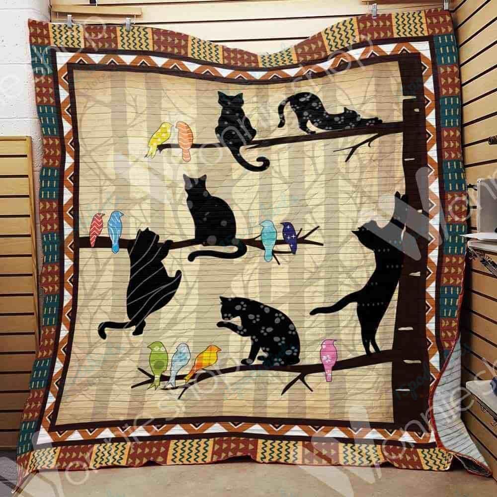 Black Cat Blanket SEP3001 85O47