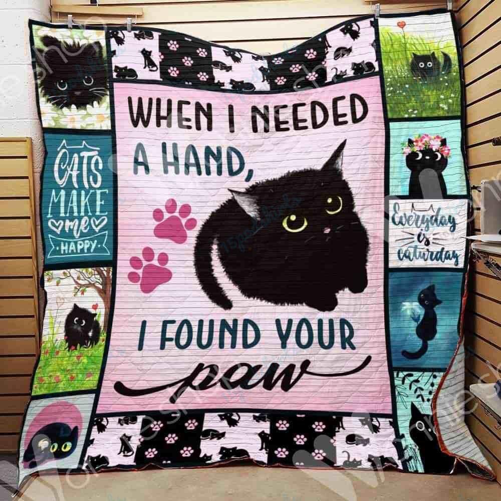 Black Cat Blanket SEP3002 85O35