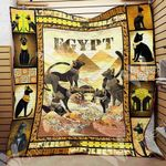 Black Cat Egypt Blanket OCT0101 76O49