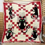 Black Cat Blanket SEP2704 85O31