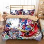Sonic Duvet Cover Bedding Set