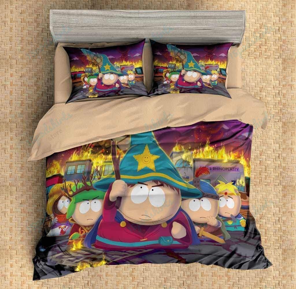 South Park Duvet Cover Bedding Set