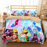 Steven Universe 4 Duvet Cover Bedding Set