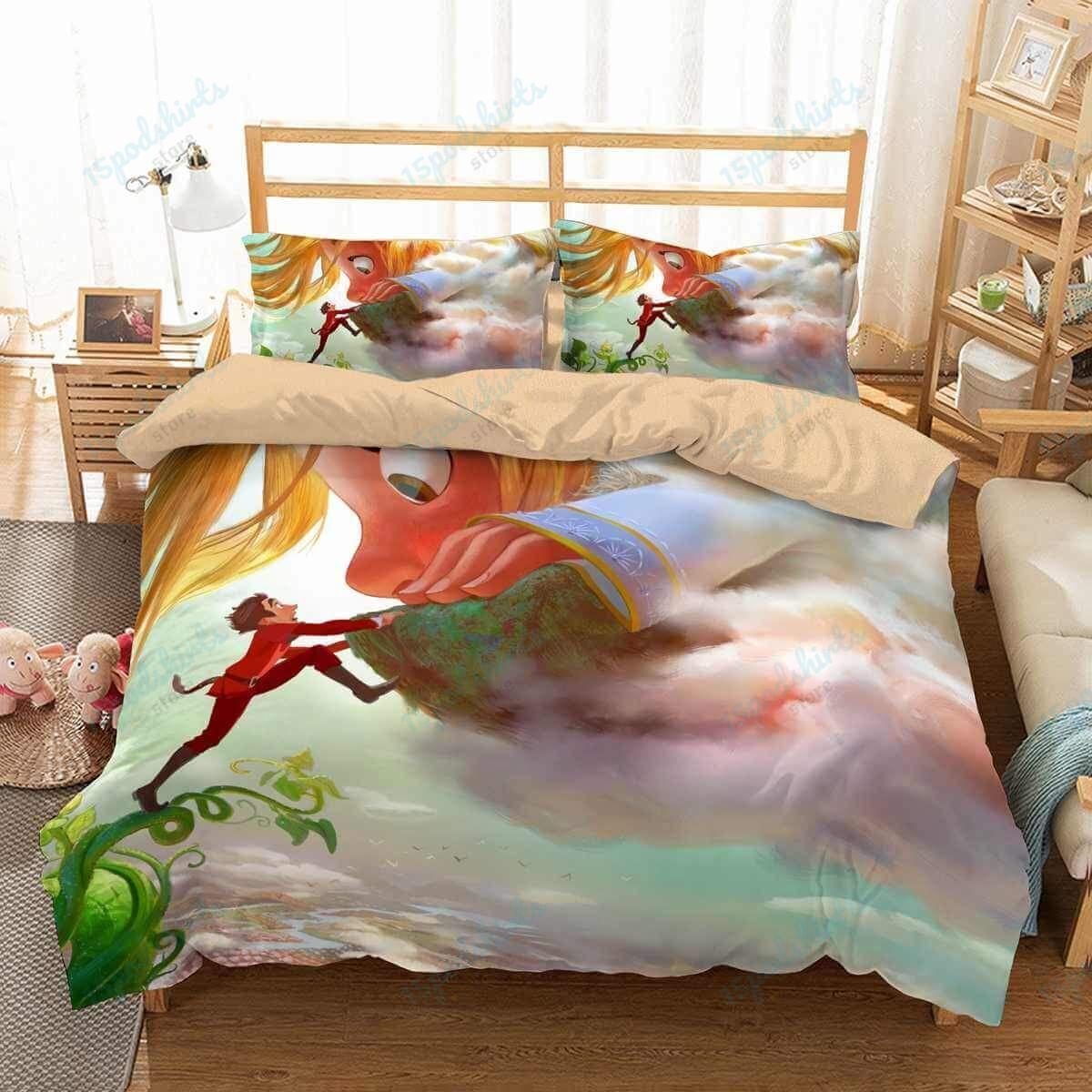 Tangled The Series Duvet Cover Bedding Set