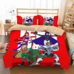 Teen Titans 3 Duvet Cover Bedding Set