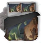 The Good Dinosaur Digital Art Duvet Cover Bedding Set