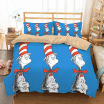 The Cat In The Hat Duvet Cover Bedding Set
