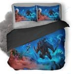 Trollhunters Netflix Duvet Cover Bedding Set